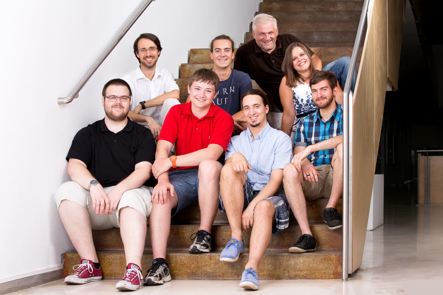Das Team der HTW