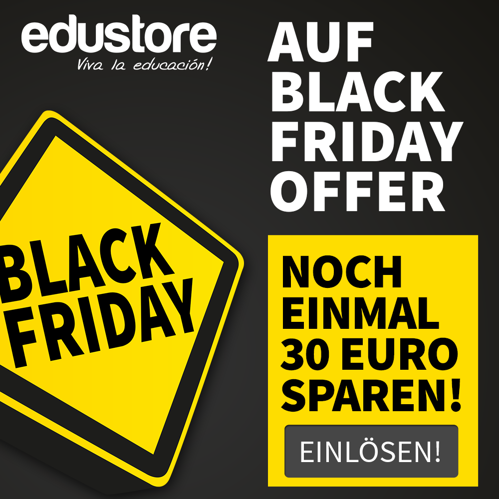 Edustore Black Friday Aktion