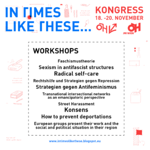 Kongress Workshops
