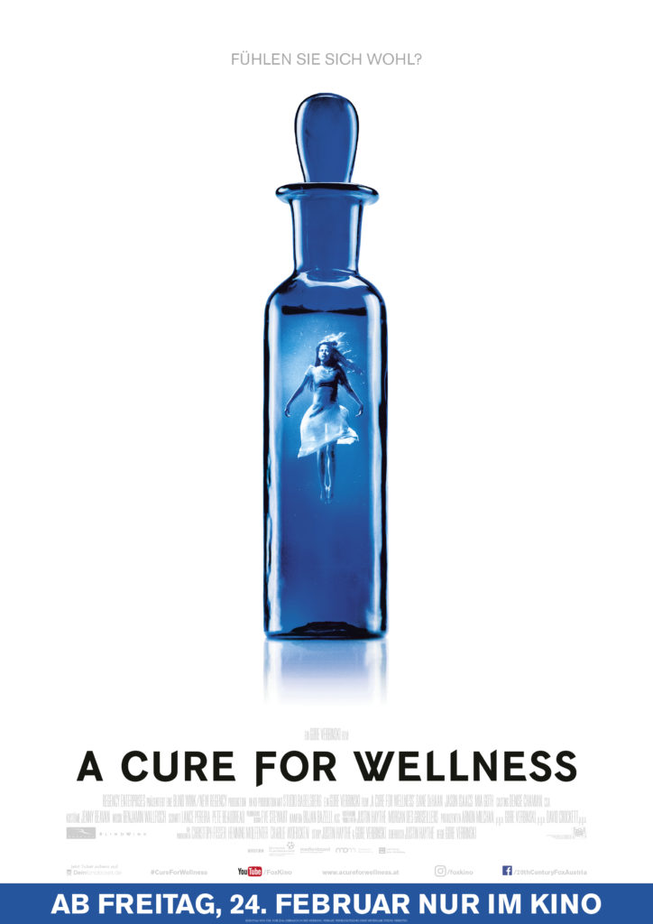 A Cure for Wellness Plakat