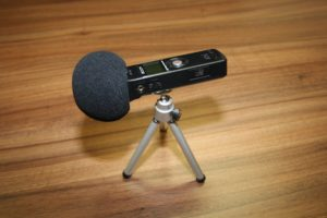 Audioaufnahmegerät